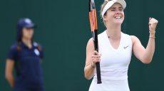 Ведущие украинские теннисистки сохранили позиции в рейтинге WTA