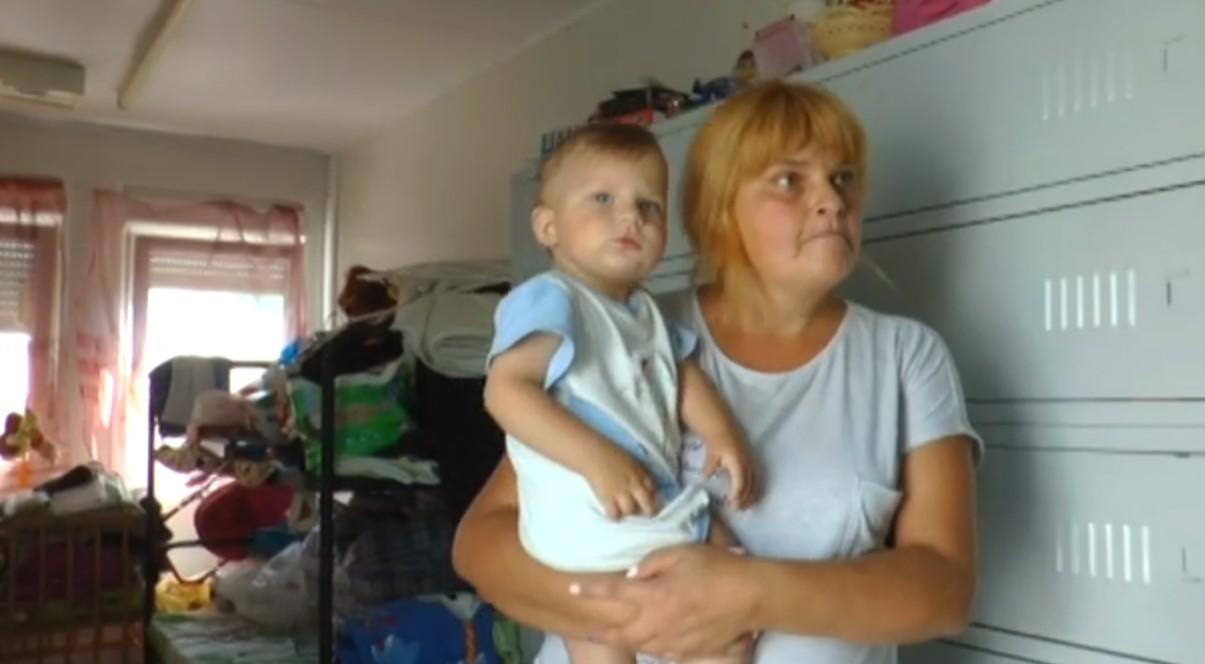 Харківське модульне транзитне містечко для біженців з Донбасу може не вистояти взимку (відео)
