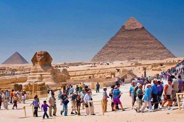 """Для туристов Египта подготовили приятный """"сюрприз"""""""
