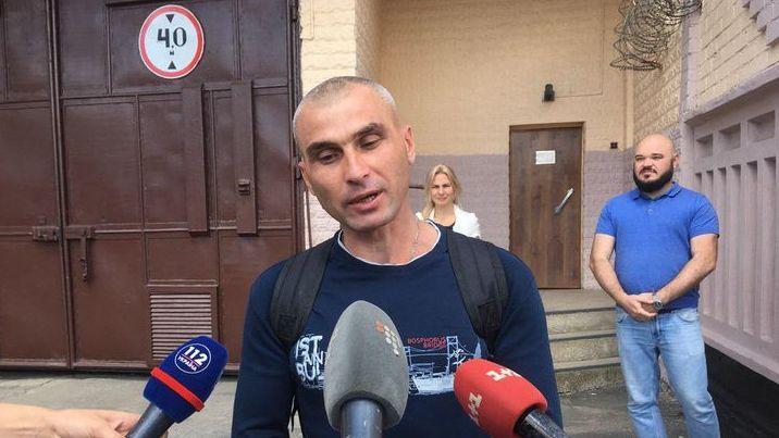 Из Диканевской исправительной колонии освободили политзаключенного Кремля (видео)