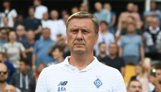 «Динамо» отправило Хацкевича в отставку