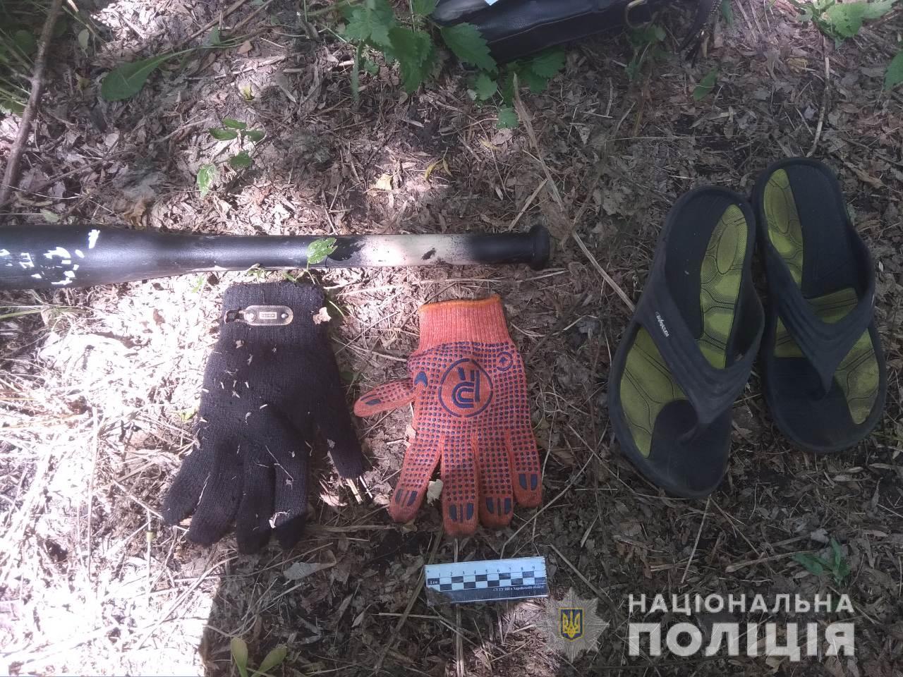 На Харьковщине ограбили предпринимателя