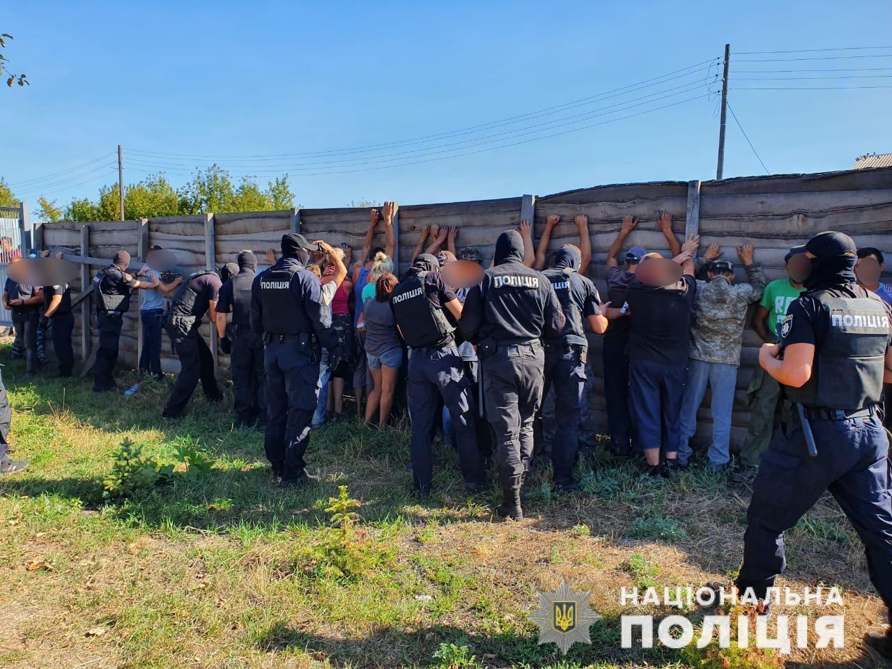 Нападение на журналистов на Харьковщине: число задержанных увеличилось (видео)