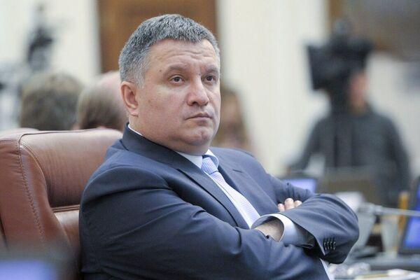 Аваков уволил начальников полиции в четырех областях
