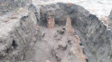 На Кировоградщине раскопали курган эпохи бронзы