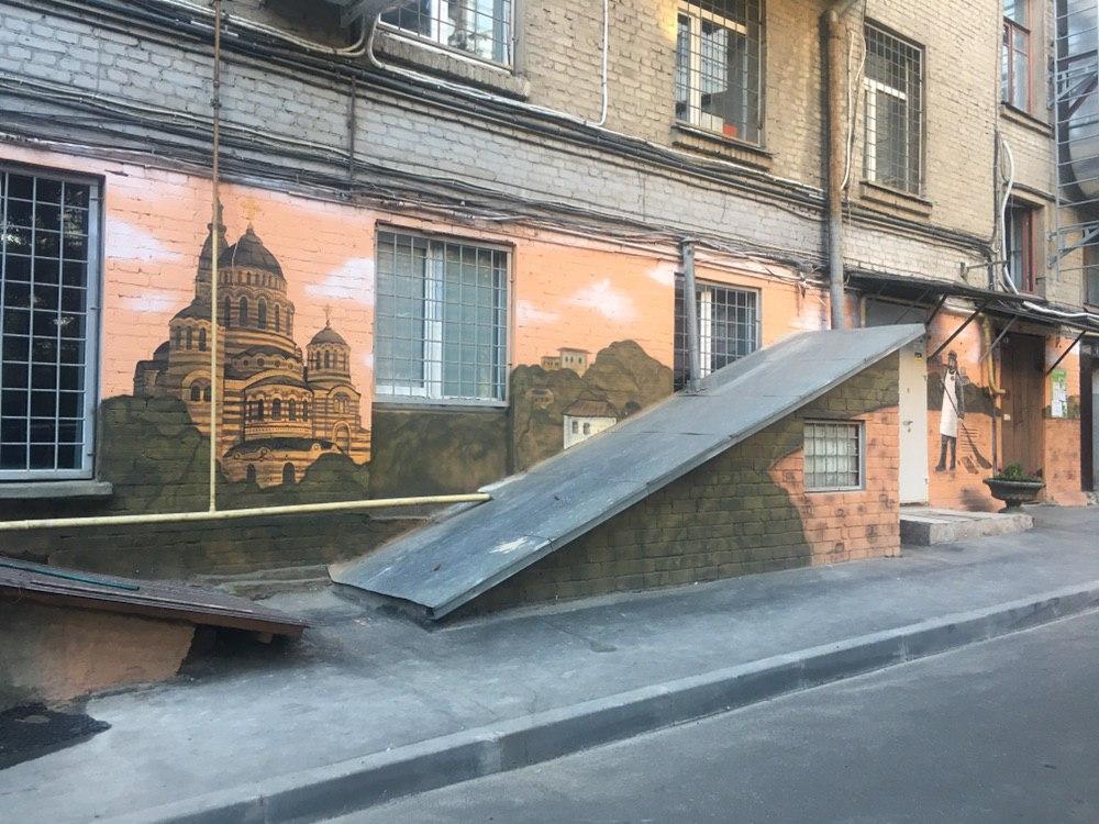 В центре Харькова появился дореволюционный дворик (фото)