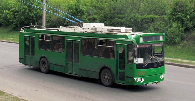 На улице Гвардейцев Широнинцев не будут ходить троллейбусы