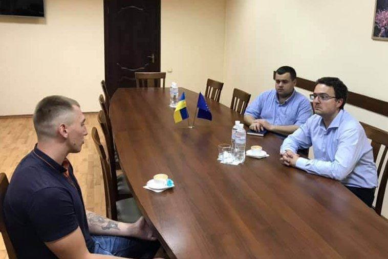 В оккупированном Крыму освободили политзаключенного харьковчанина