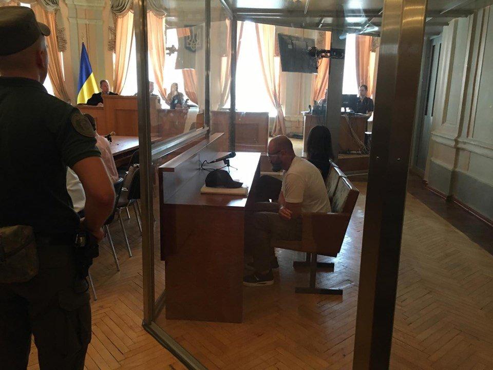 В апелляционном суде проходит обжалование приговора виновникам ДТП на Сумской