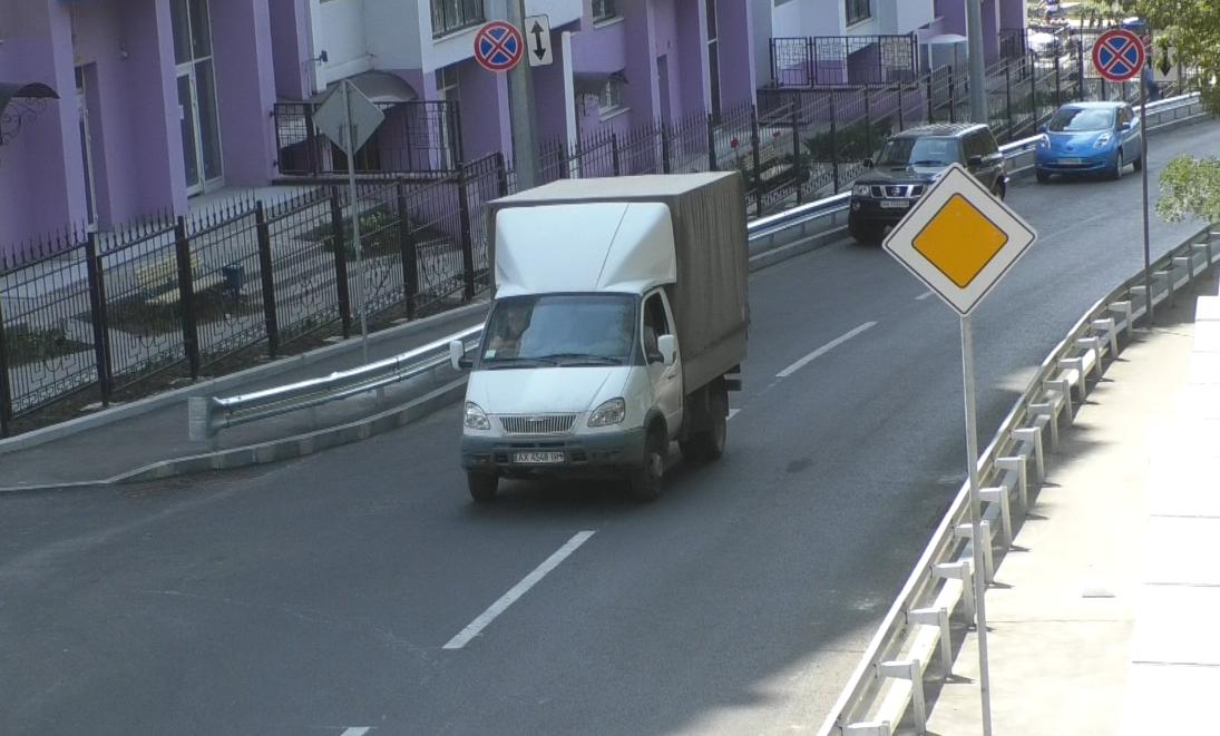 В Харькове ввели в эксплуатацию новую дорогу в центре города