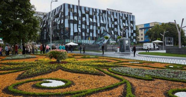 Инженерный проект Регионального центра услуг вышел в финал конкурса «European Award»