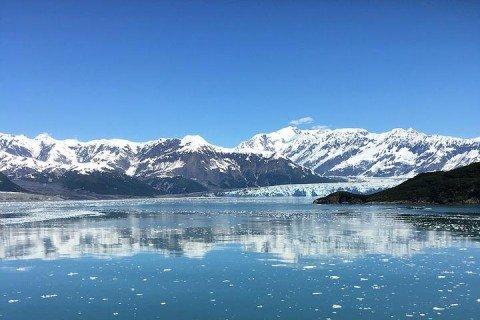 На Аляске растаяли ледники
