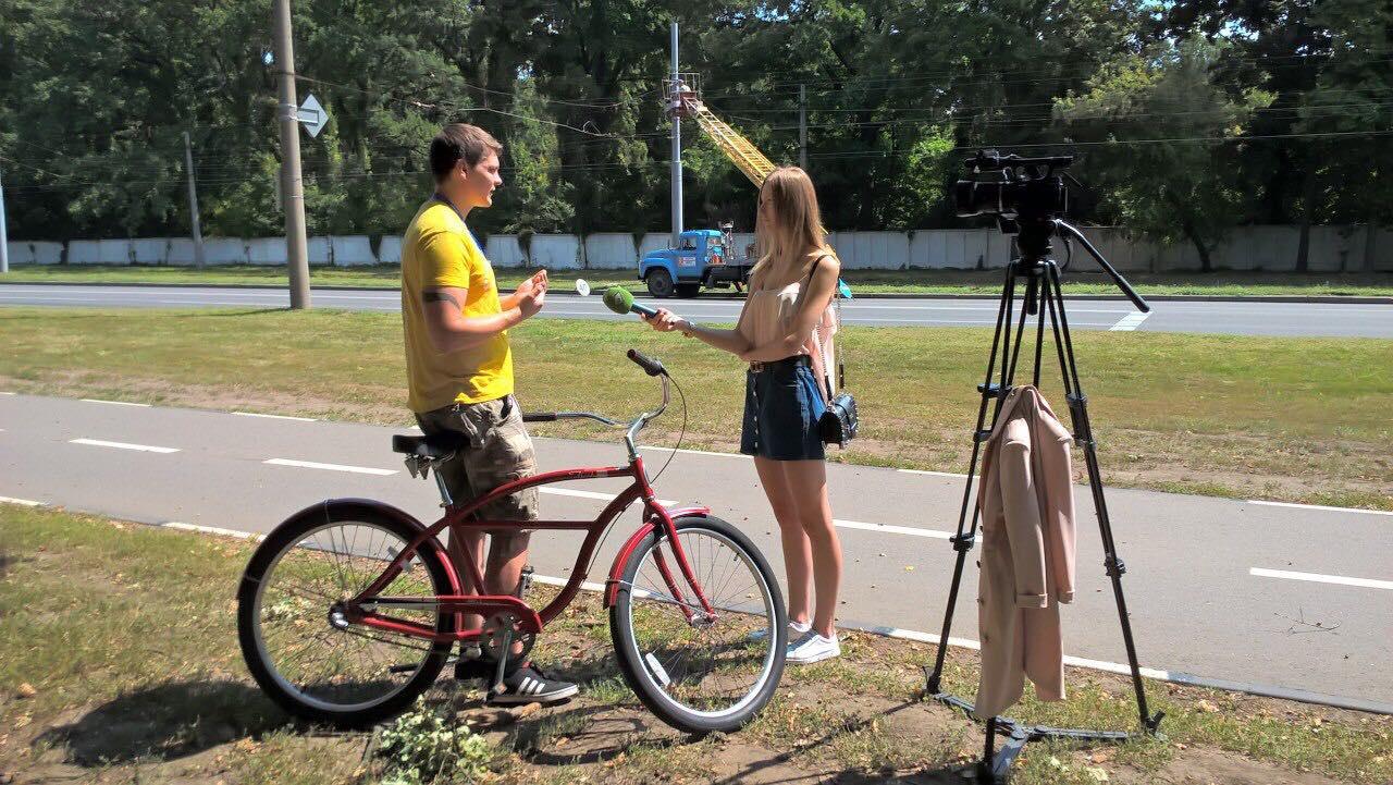 Более 20 ДТП с участием велосипедистов: эксперт рассказал, как уберечь себя на дороге