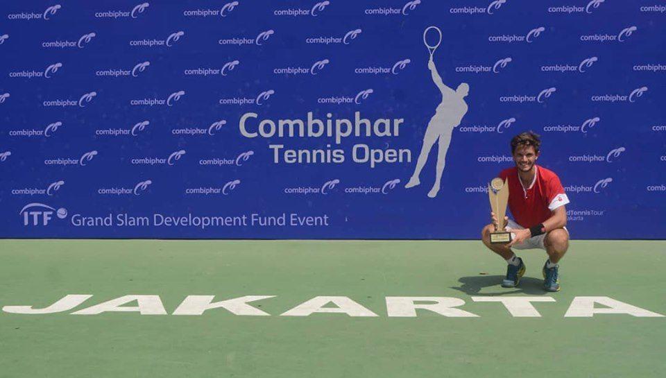 Харьковский теннисист выиграл свой первый одиночный титул