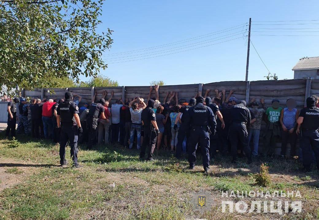 Нападение на журналистов на Харьковщине: полиция открыла уголовное производство