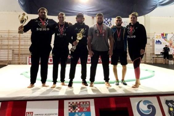 Харьковчане успешно выступили на Кубке Европы