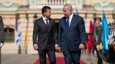 Зеленский: Украина будет учиться обороне у Израиля