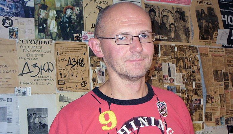 Харьковчанин рассказал о своей коллекции музыки