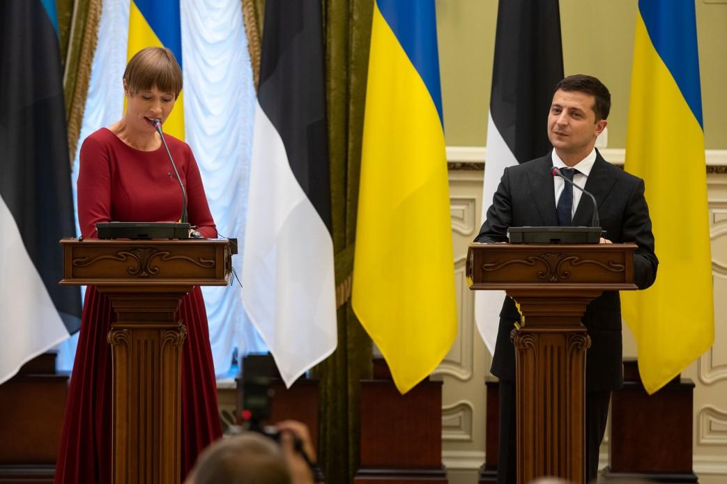 Вопрос выборов на оккупированных территориях будет обсуждаться только после вывода российских войск – Зеленский