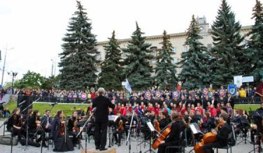 В Харькове искусство объединит молодежь