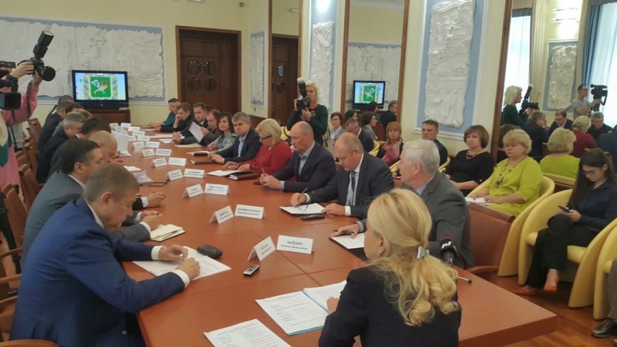 Департамент экологии Харьковской облгосадминистрации ликвидируют из-за его неэффективности (видео)