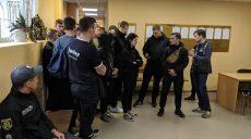 Избрание меры пресечения задержанным после ЛГБТ-парада: к суду пришла группа поддержки (фото, дополняется)
