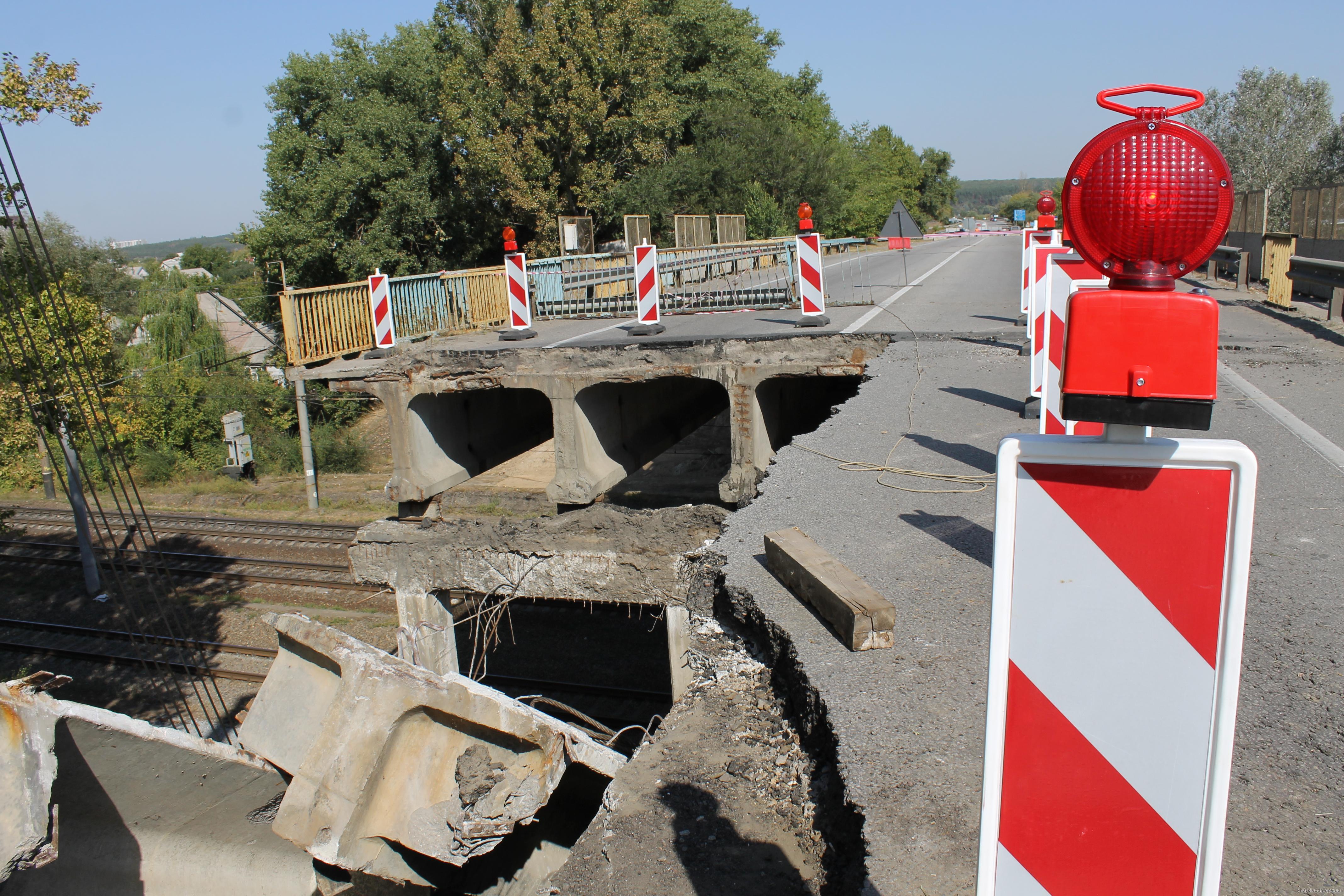 Восстановление путепровода: комиссия осмотрела ход ремонтных работ