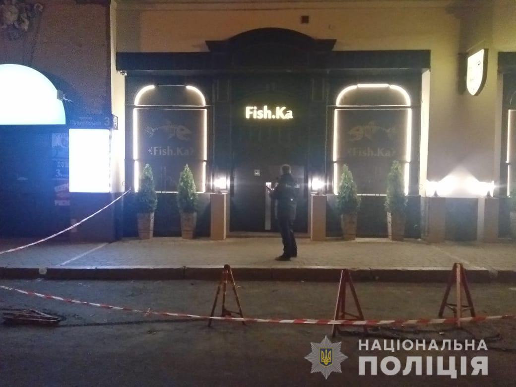 Полиция не нашла взрывчатку в покерном клубе