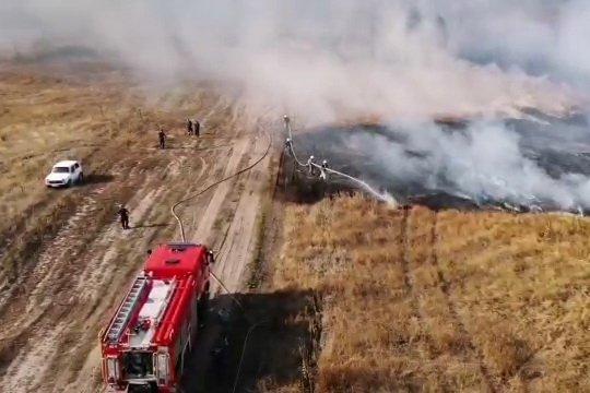 Торфянники под Харьковом горят 10-й день – СМИ