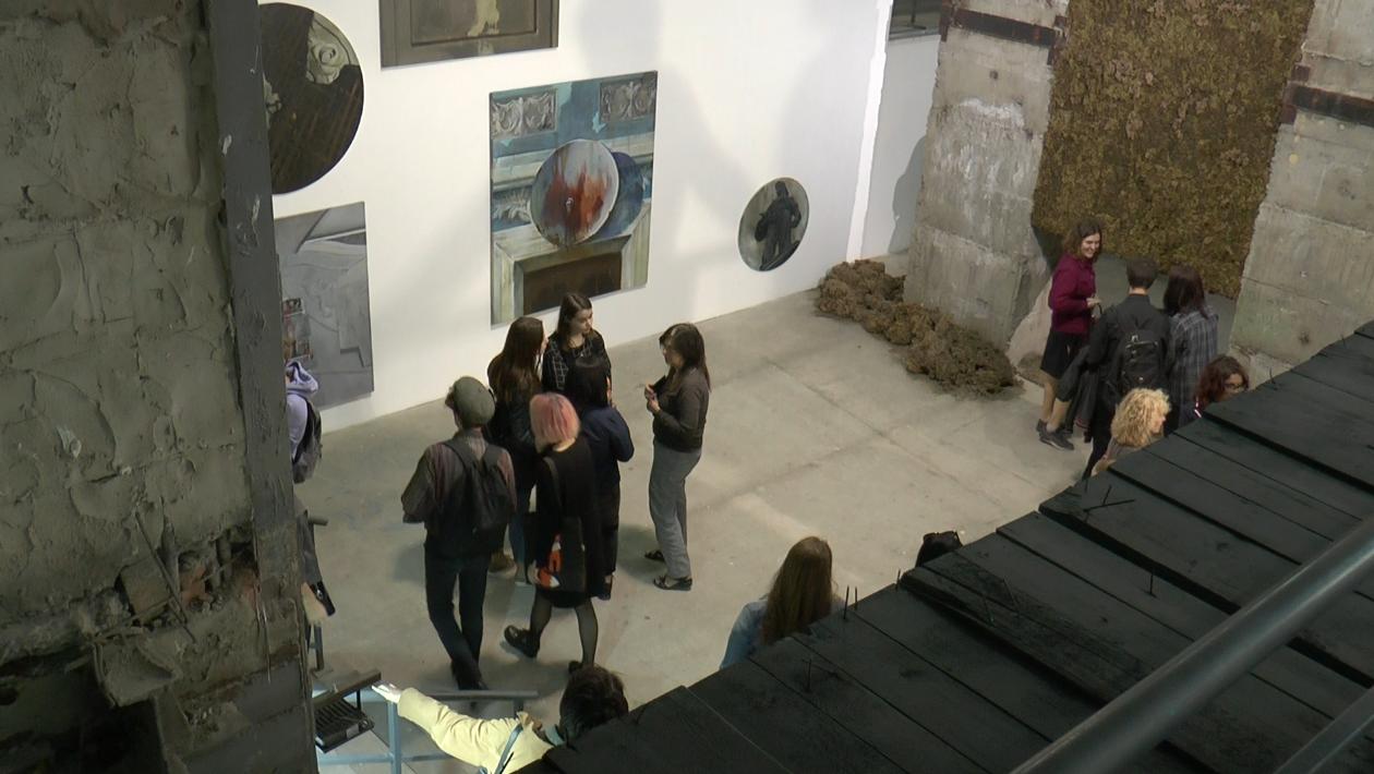 Чем запомнилось открытие Биеннале молодого искусства в Харькове? (фоторепортаж)