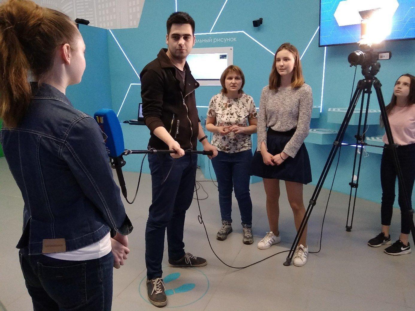 Школы могут бесплатно получить оборудование для медиастудий