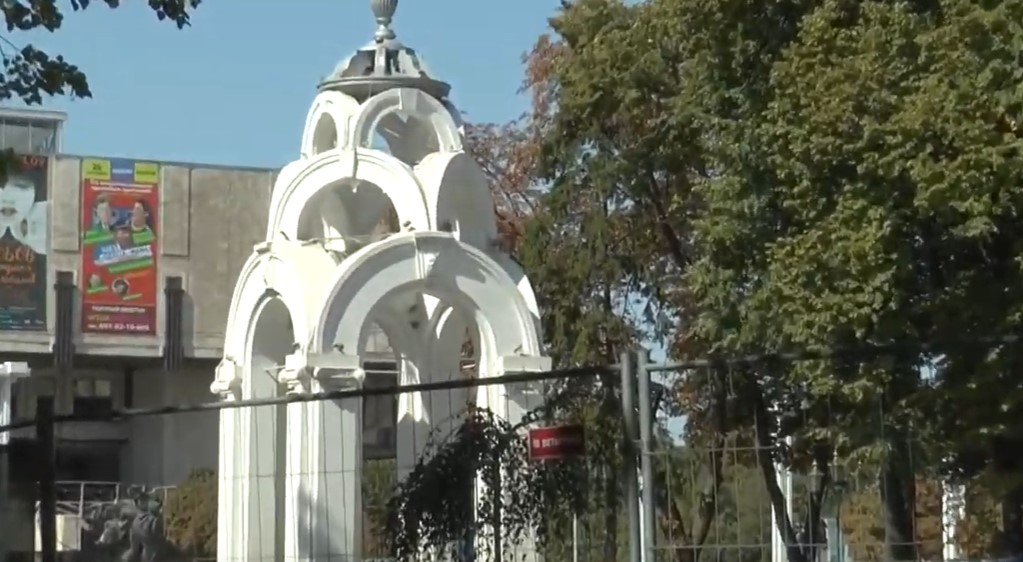 «Дзеркальний струмінь» не працює через капітальний ремонт (відео)