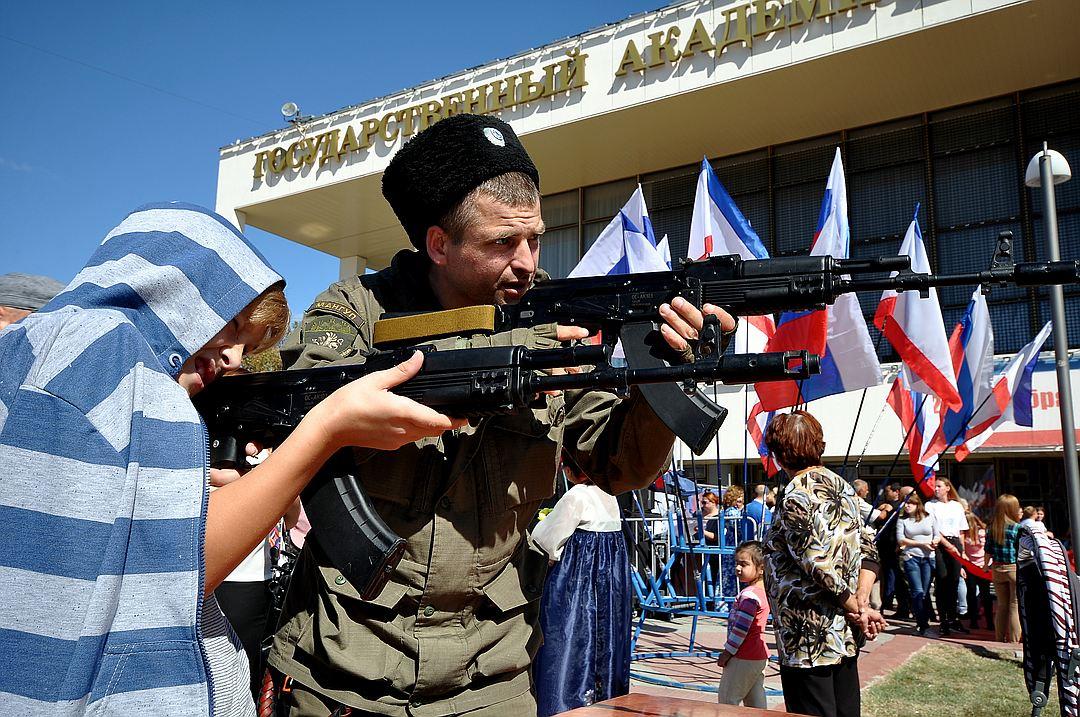 Детей в Крыму готовят к армии в РФ – Прокуратура