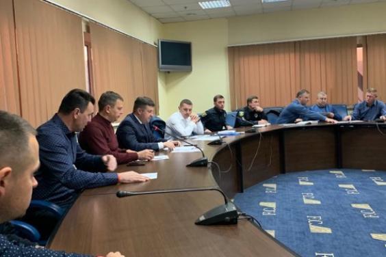 Украина – Литва. В Харькове обсудили вопросы безопасности при проведении матча Евро-2020