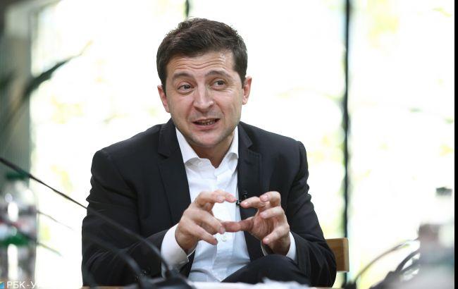 Зеленский рассказал, как будет возвращать Донбасс и Крым