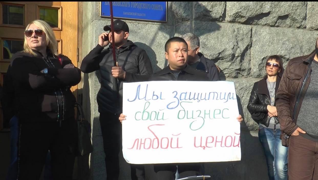 """Фельдман не даст дестабилизировать ситуацию на """"Барабашево"""""""