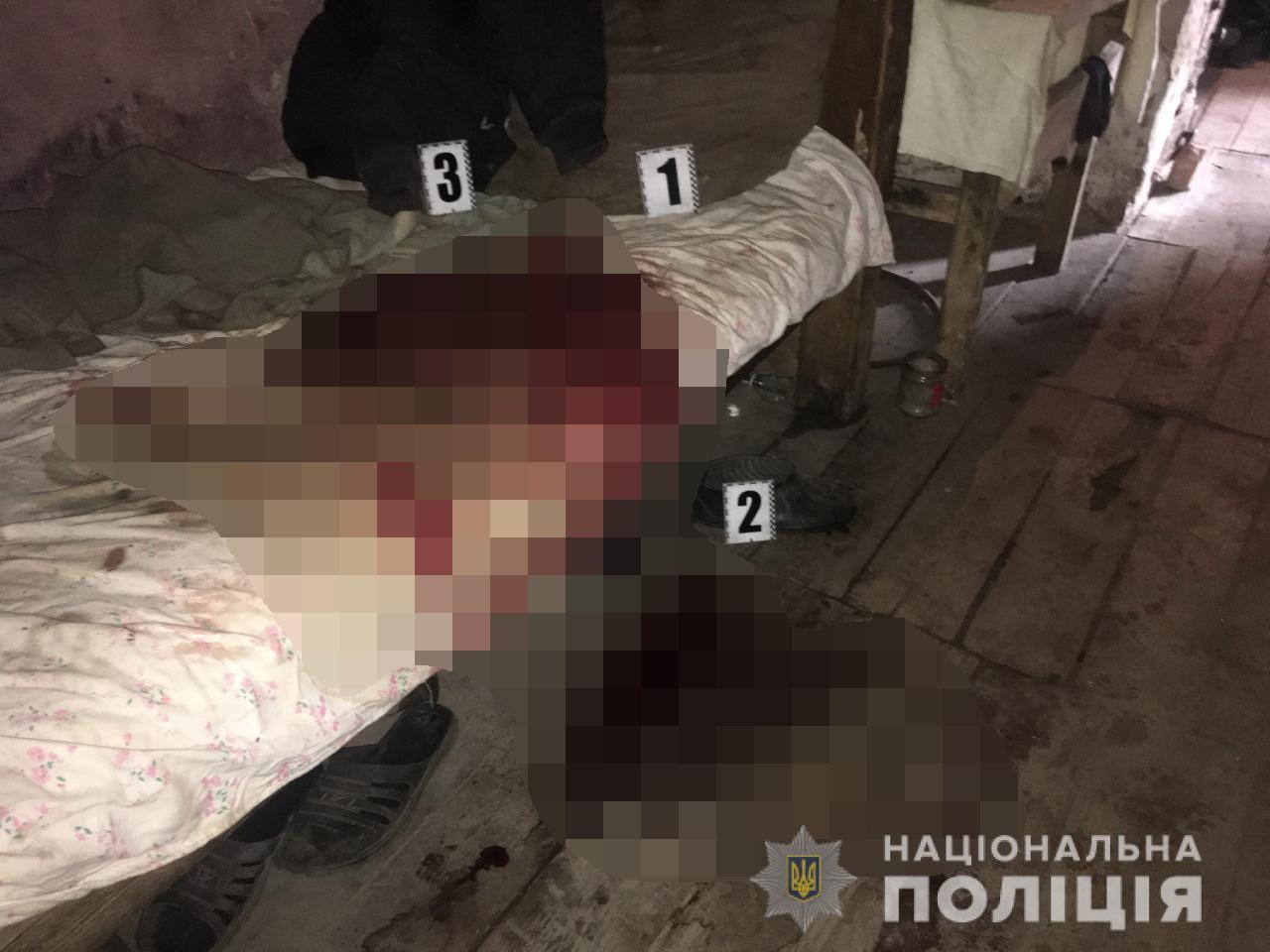 Задержан мужчина за покушение на умышленное убийство (фото)