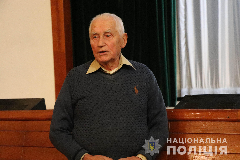 Ветеран органов внутренних дел представил 8 книг (фото)