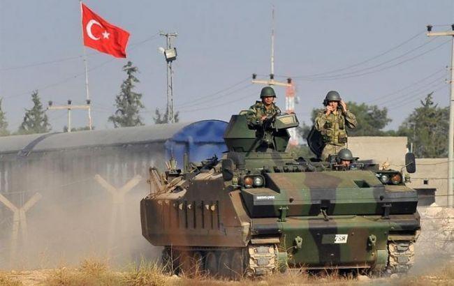 Турция наступает на сирийских курдов: больше 400 человек погибло