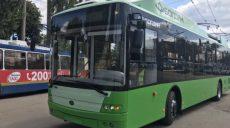 На Северную Салтовку откроют новую троллейбусную линию