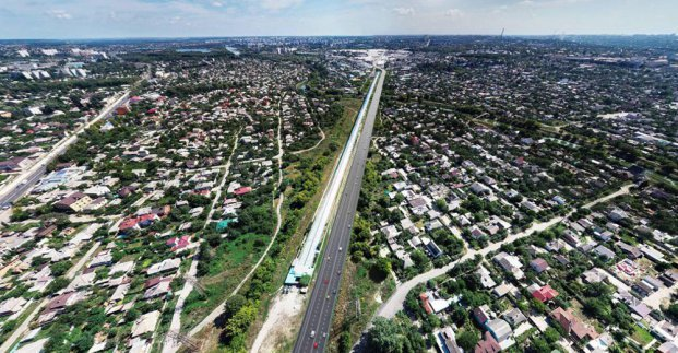 Харьковский горсовет утвердил строительство дороги в районе «Барабашово»