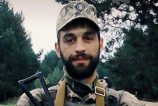 Харьковчанин умер от пули снайпера в зоне ООС