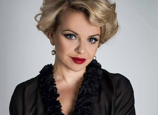 Ірма Вітовська влаштувала справжній театральний перфоманс на Kharkiv Meet Docs