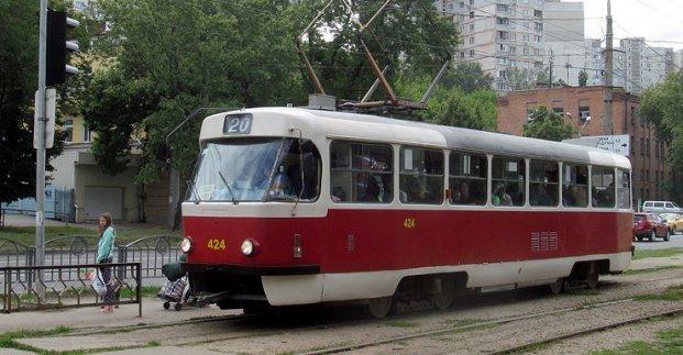 Транспорт в Харькове перевез 300 миллионов пассажиров