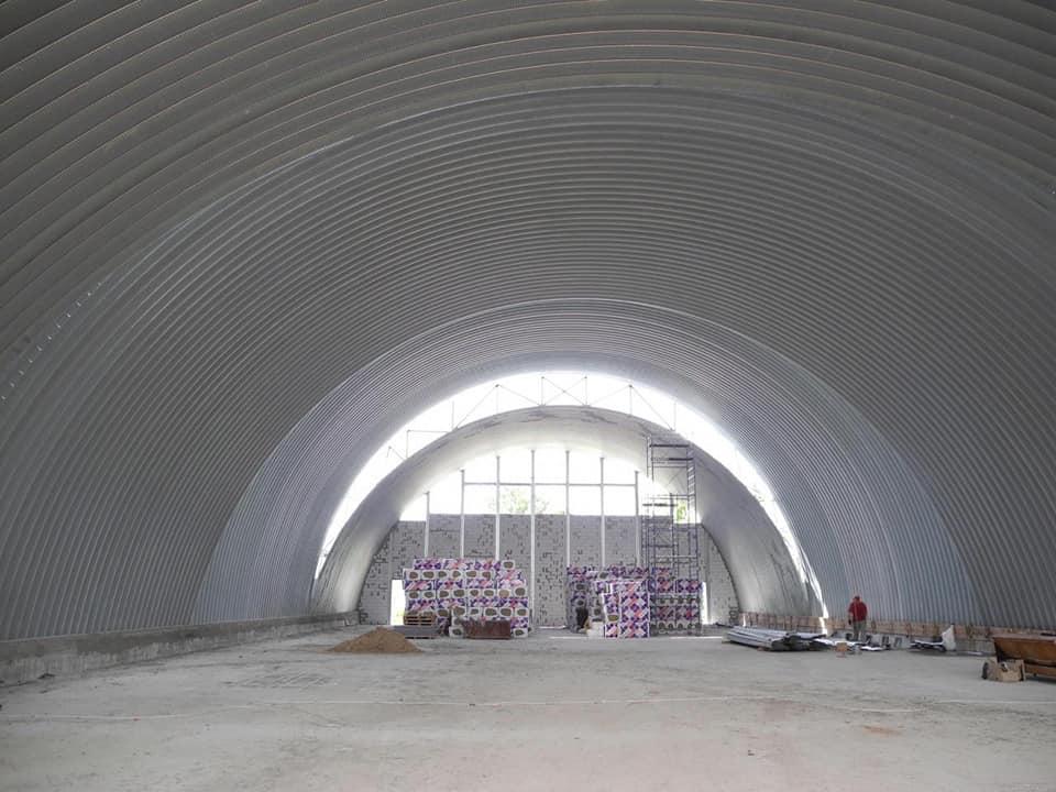 250 объектов строят и восстанавливают в Харьковской области