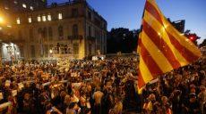 В Каталонии продолжаются массовые протесты против испанских властей