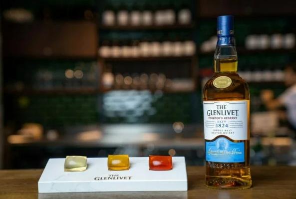 Теперь виски можно есть: бренд The Glenlivet впустил виски в биоразлагаемых капсулах
