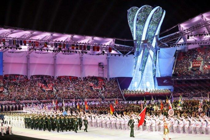 В VII Всемирных Играх среди военнослужащих будет участвовать и украинская команда