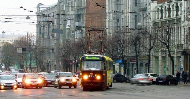 Трамвай №29 изменит свой маршрут до первого ноября