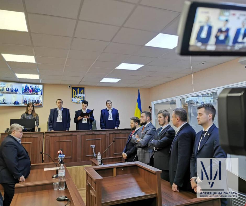 Суд установил окончательный размер залога для Дубневича, подозреваемого в миллионных хищениях
